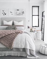 pink grey bedroom calming bedroom