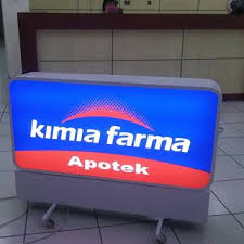 Neon Box Apotex Kimia Farma