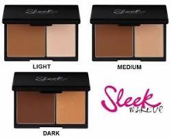 sleek makeup face contour kit available
