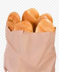 paper baguette breadstick bakery png