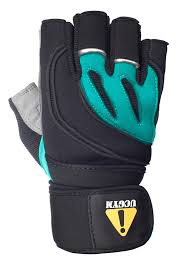women workout gloves with wrist wraps