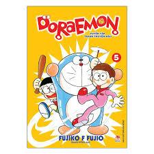 Doraemon Tuyển Tập Tranh Truyện Màu (Tập 1-6), Giá tháng 7/2020