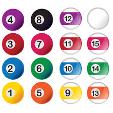 Billiard Snooker Balls Wall Decals Dezign With A Z