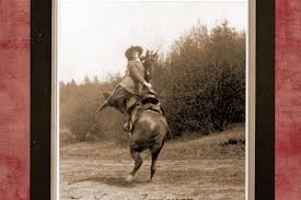 Buffalo Gal - Her Saddle Was Her Stage | True West Magazine