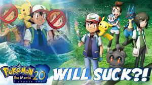 ☆NO MISTY & BROCK = MOVIE SUCKS?! // Pokemon 'I Choose You' 20th ...