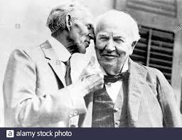 Thomas Edison High Resolution Stock Photography and Images - Alamy