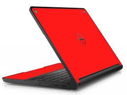 Lidstyles Standard Colors Laptop Skin Protector Decal Dell Chromebook 11 3120 Computer Sticker Chromebook Custom Laptop Skin