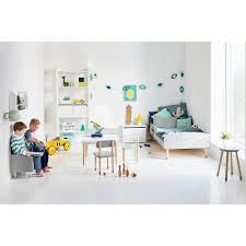 Play Storage Bench 3 In 1 White Kids Furniture Flexa Usa