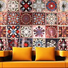 Quatrefoil Wall Pattern Geometric Decal Nursery Decal Moroccan Wall Decor