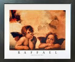 Amazon.com: Impact Posters Gallery Cherubini Little Angels ...