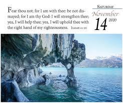 verse for the day daily desk calendar kjv scripture