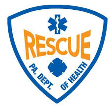 Pennsylvania Pa Rescue Certified Window Decal Police Fire Ems Viny Graphics Stickers Decals Dkedecals