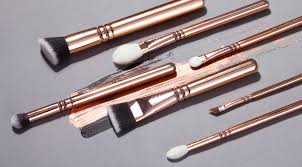 meet the most beautiful makeup brushes