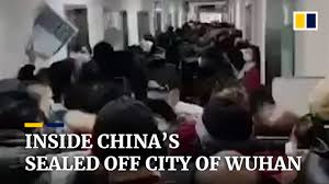 China coronavirus: a look inside the sealed off city of Wuhan ...