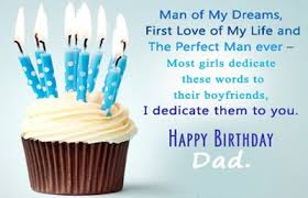 happy birthday wishes for father from daughter images