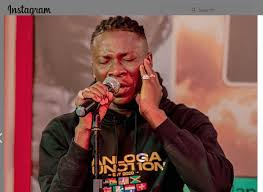 Here is What Stonebwoy's Le Gba Gbe Song on The Anloga Junction ...