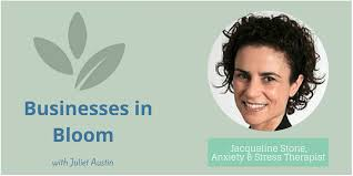 Building a Stress and Anxiety Niche Therapy Practice - Jacqueline Stone:  Episode 7