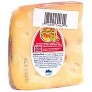 jarlsberg swiss cheese calories