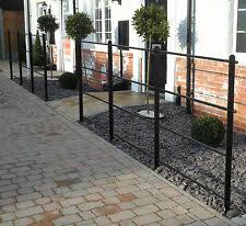 Garden Wrought Iron Fence Panels Products For Sale Ebay