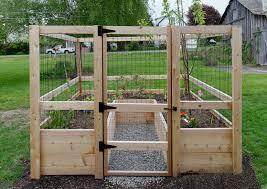 8 X8 Just Add Lumber Vegetable Garden Kit Deer Proof Gardens To Gro