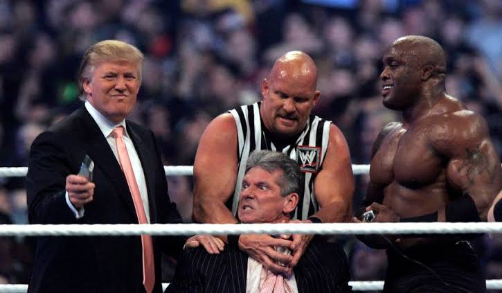 Image result for Classic Vince McMahon, The PT Barnum Of Our Generation""