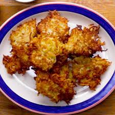 potato latkes recipe by tasty