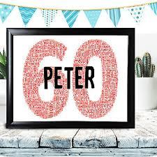 70th 80th 90th birthday gift
