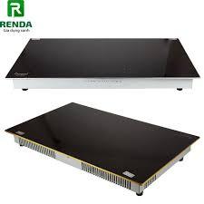 Bếp điện từ đôi âm Canaval CA-989 công nghệ Inverter tiết kiệm điện