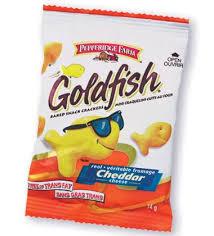 pepperidge farm cheddar goldfish