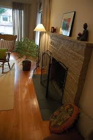 make a fireplace more energy efficient