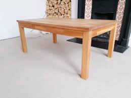 solid wood coffee table free local