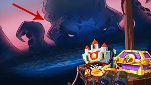 Angry Birds Epic - Monster Kraken World Boss Incoming! - YouTube