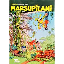 Truyện tranh - Marsupilami - Tập 6 - Giá tháng 2/2020