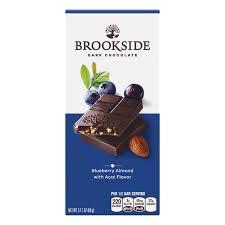 brookside dark chocolate bar