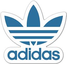 Sticker Adidas Logo Muraldecal Com