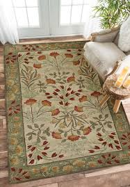 Rugsville Suzani Beige Green Wool 10500 Rug - Rugsville Shopping - Great  Deals on Hand Tufted Rug   Rugsville.in