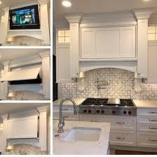 kitchen tvs mirror tvs integrated