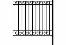 Metal Fencing Metal Fence Panels For Sale In Plano Agriseek Com