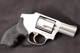 """Smith & Wesson S&W Model 640-1, Stainless 2.125"""" Dao Double Action Only  Centennial Style Revolver .357 Magnum For Sale at GunAuction.com - 14500314"""