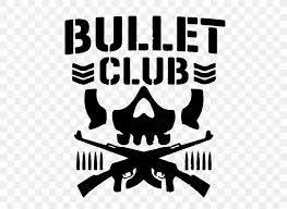 T Shirt Bullet Club Logo Decal Professional Wrestling Png 3300x2412px Tshirt Aj Styles Black Black And