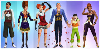 clothing the sims 3