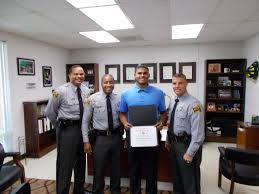 """NC Highway Patrol on Twitter: """".@NCSHP Congratulations to Colin Garcia  (Johnston County), Cameron Perry (Johnston County) and Brandon Barnes  (Halifax County) on their completion of the SHP high school internship  program in"""