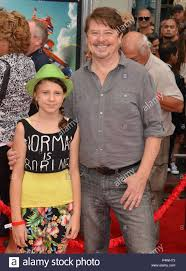 Dave Foley and Alina Foley at the Planes, Fire and Rescue Premiere ...