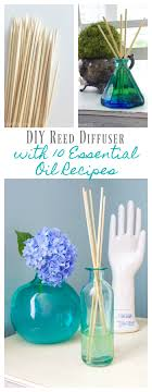 diy essential oil reed diffuser 10