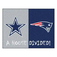 fanmats nfl dallas cowboys new england
