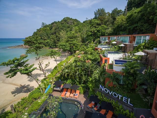Novotel Phuket Kamala Beach, Hidden Paradise on Patong Beach