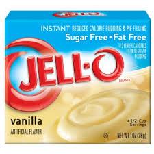 jello instant pudding sugar free