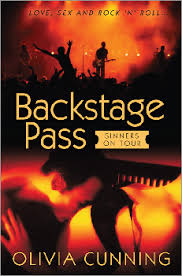 Books, Books and more Books: Review: Backstage Pass by Olivia Cunning