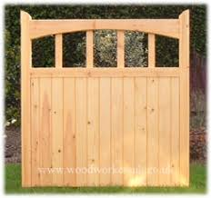 quality wooden garden gates built to