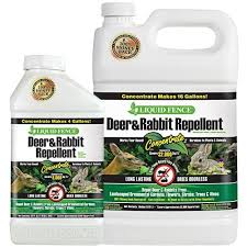Liquid Fence Deer And Rabbit Repellent Gardeners Edge